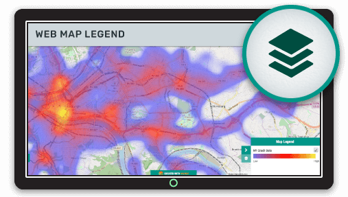 How To Create Awesome Legends For Web Maps