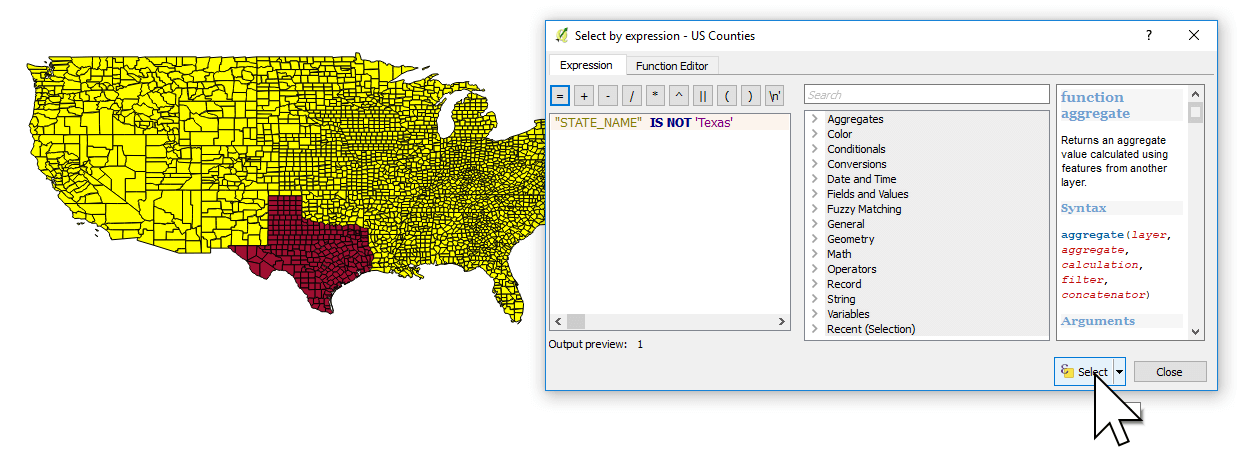 How To Remove Unwanted Regions From Your Map Data