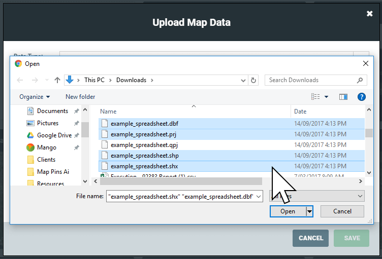 How to Map Spreadsheet Addresses for Powerful Insights
