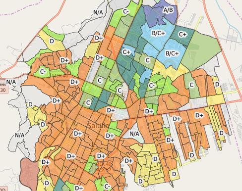 foto de Mapa interactivo de niveles socioeconómicos MapsMind