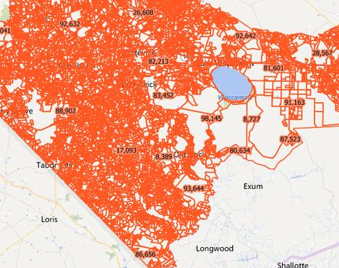 Land Records - Interactive Web Map
