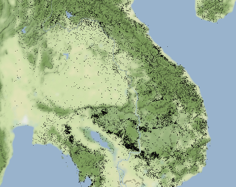 Cambodia-Forest-Cover-2000-2016