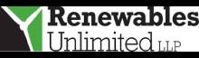 Renewables Unlimited Web GIS