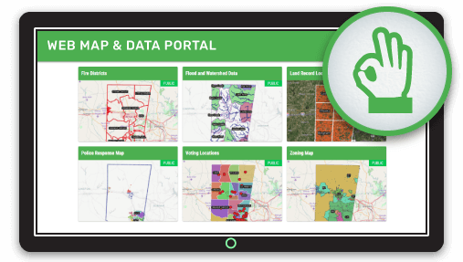 How to Deliver Great User Experiences with a Dynamic Online GIS Map Portal