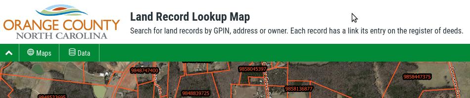 An ideal webmap title