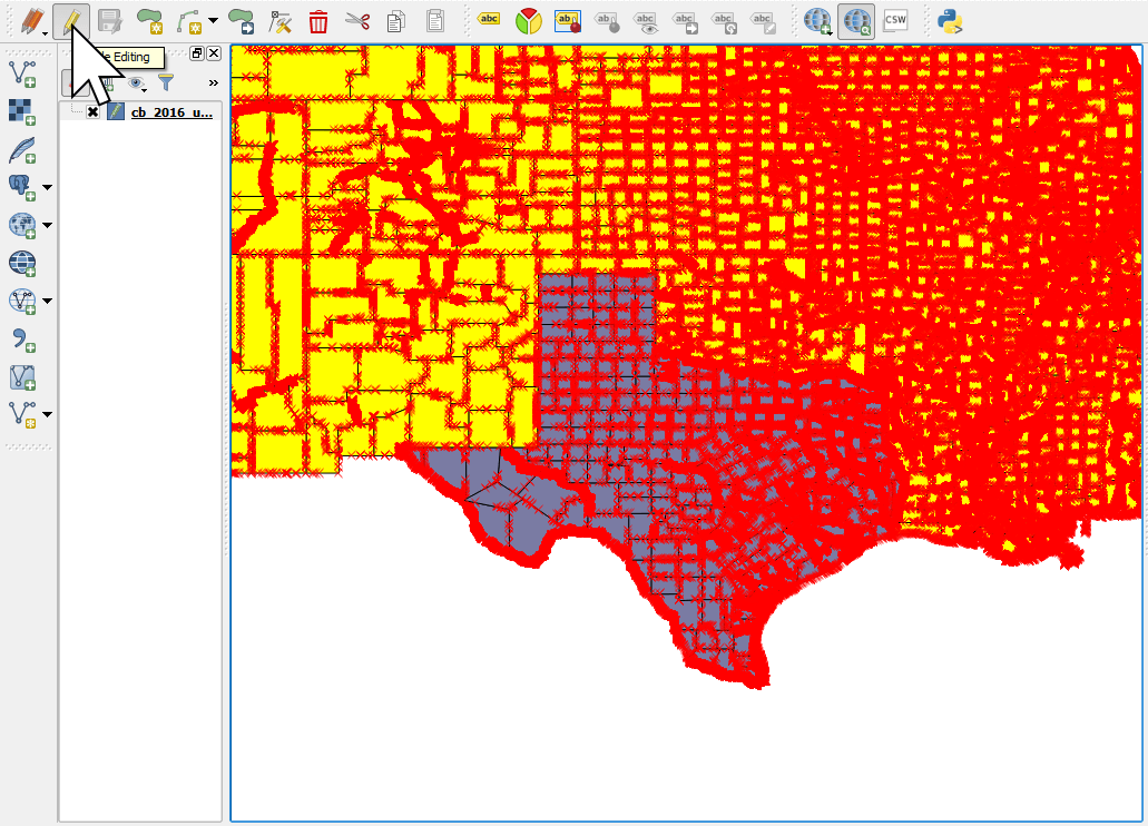 Extracting your areas of interest in a desktop GIS using filters