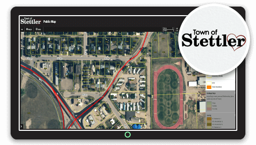 The Town of Stettler Recommends Mango For Townships